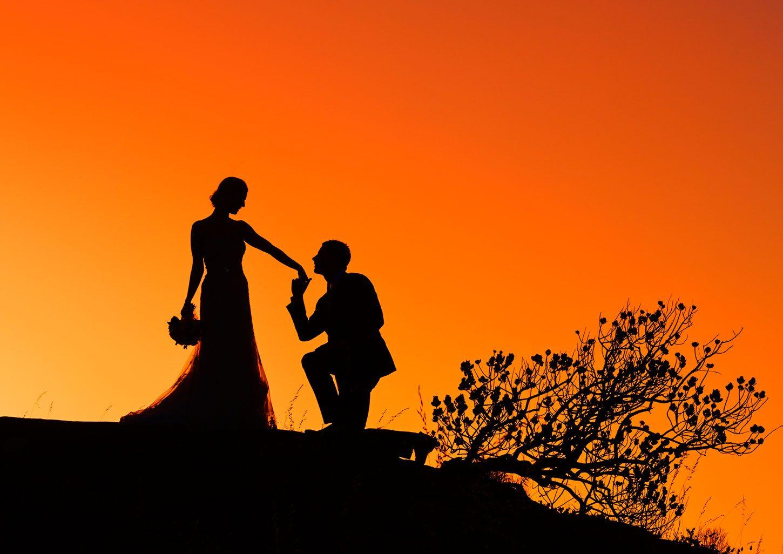 Wedding Sillhouette